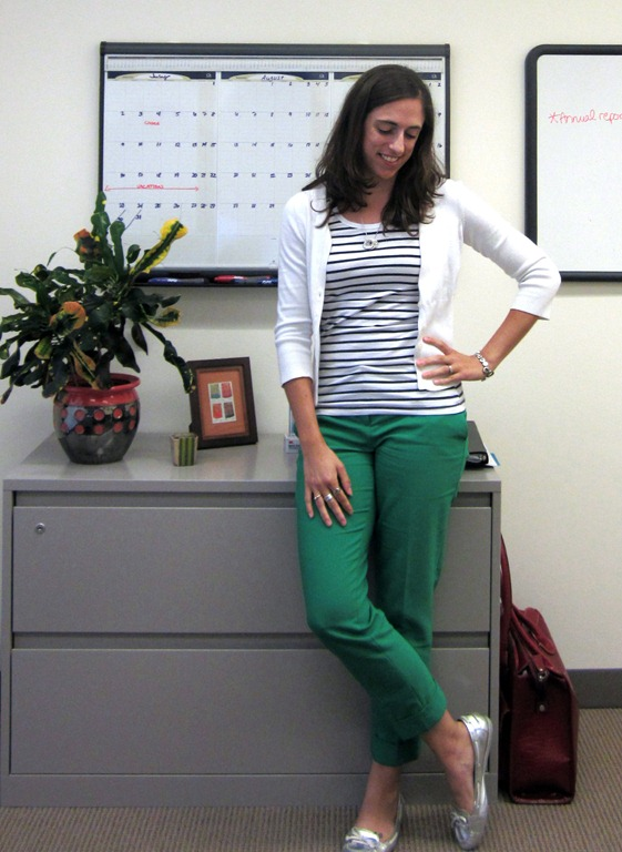 green pants | Loop Looks | Page 3